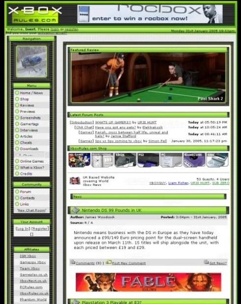 XboxRules.com