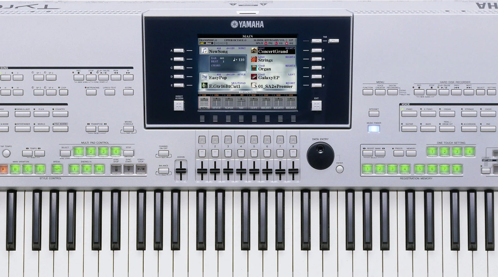 Yamaha Tyros3 Keyboard Review – Gaming & Technology