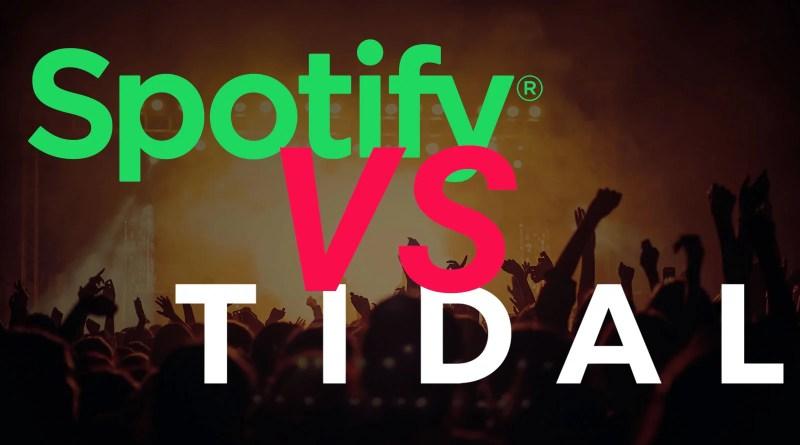 Tidal Wave Goodbye to Spotify