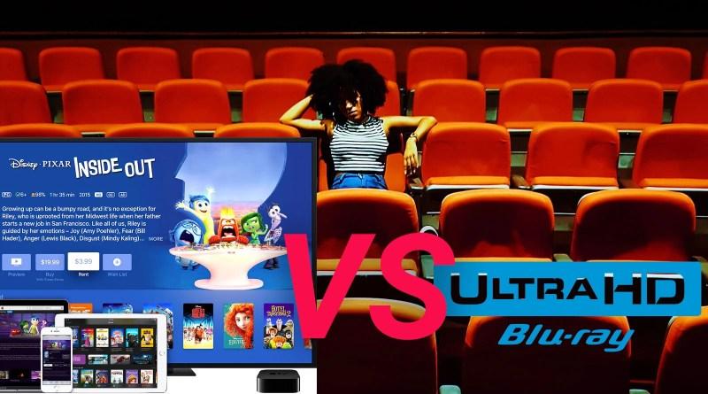 Why 4K Blu-ray Will Fail!