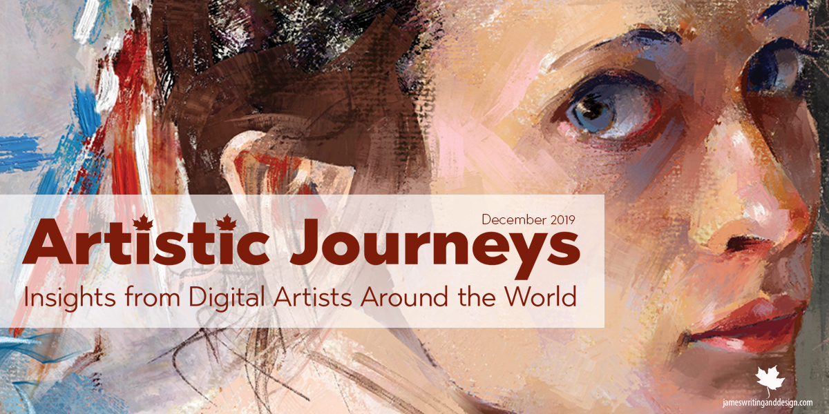Artistic Journeys – December – Georg Ireland