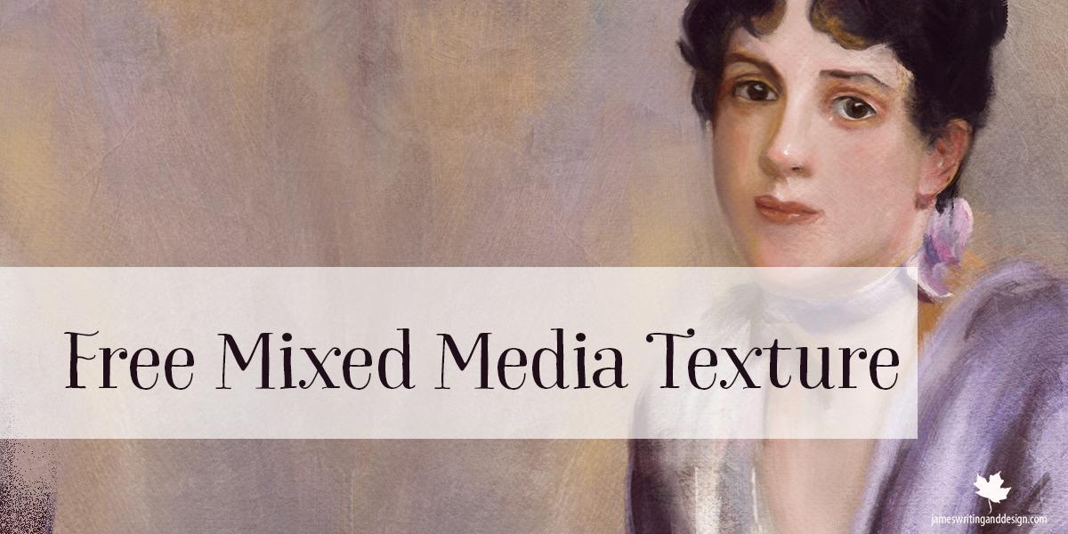 Mixed Media Traditional Canvas