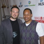 Magnetic Sponsoring - Mike Dillard and I in Vegas