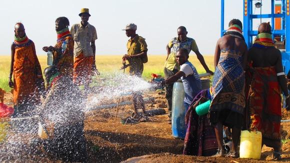 USA's sh.25 billion water exploration funding to turn Turkana to a water powerhouse
