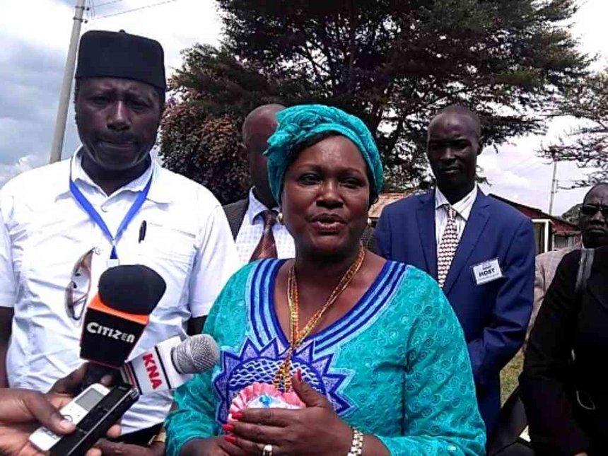Vote for my brother, Uhuru's sister Christina Pratt pleads with Kenyans