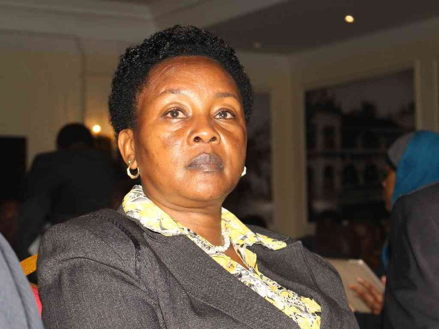 Mobile phone stolen from slain KDF officer led to recovery of DCJ Mwilu's driver's pistol