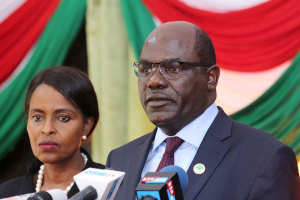 It will cost Sh220 million for Chebukati to leave office