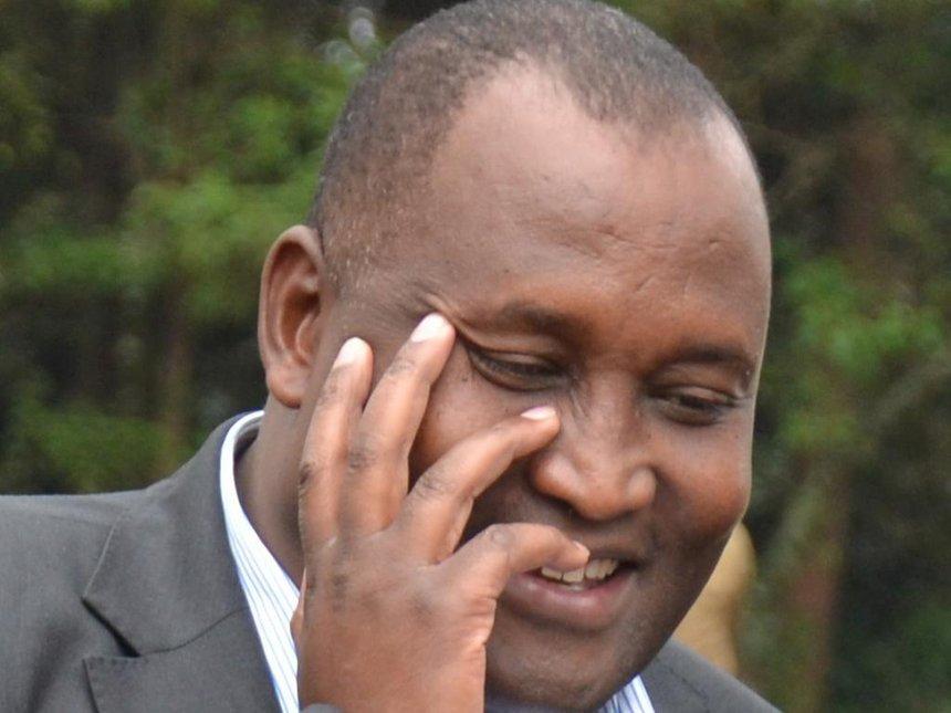 Gakuru buried in his Nyeri home, politics dominate funeral service
