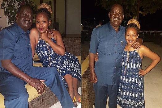 My Zanzibar photo with Raila turned my life for the worst, says woman