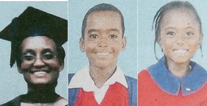 Australian police probing death of Kenyan woman, two children