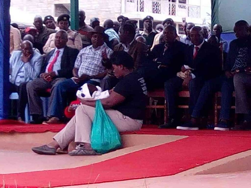 Poor Baringo woman who wants Ruto to buy her land gets a date