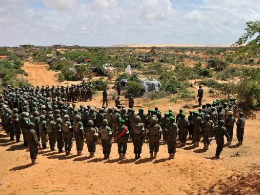 Al shabaab publicly executes two Kenyans in Somalia for spying for KDF