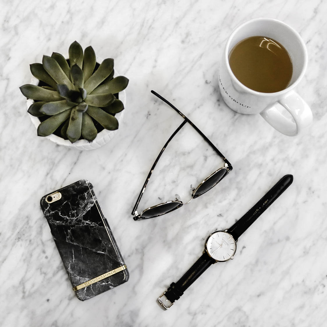 flat-lay-pretty-phone-case-grey-marble