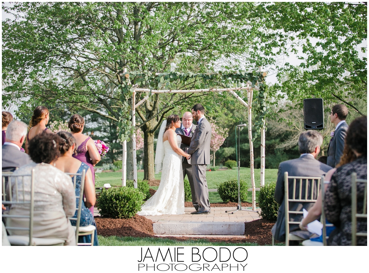 Cherry Valley Country Club Wedding  Jamie Bodo Photography