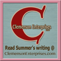 Writing by Summer D Clemenson