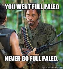 Online Nutrition Coach: Do you even Paleo, Bro? | Jamie Free