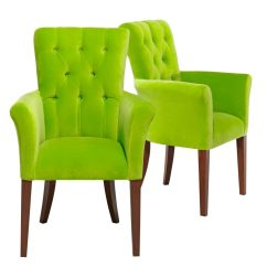 Green Dining Room Chairs Swivel Chair Helinox Houzz  Jamie Hempsall
