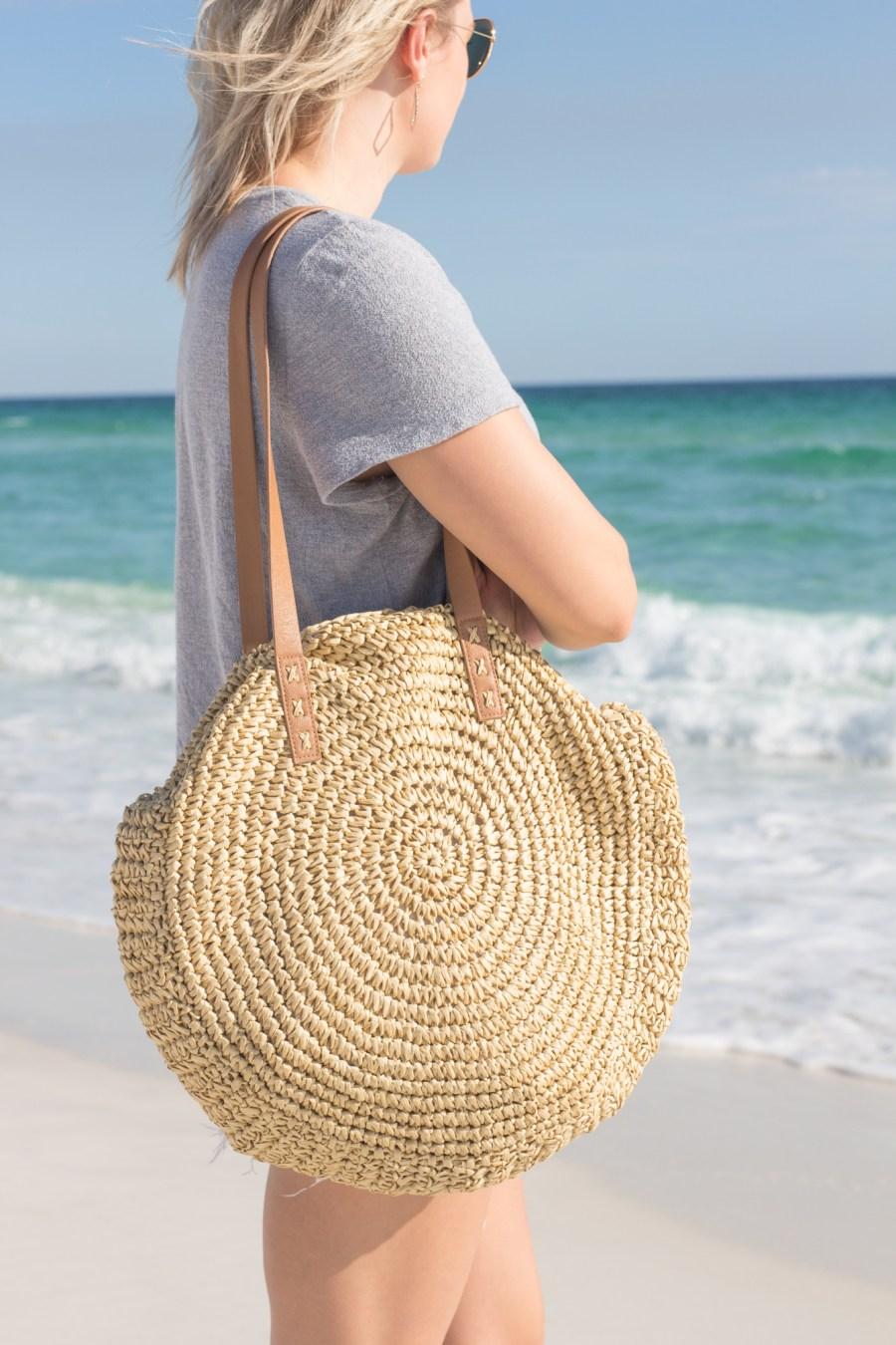 Beach Bag Trends for Summer 2018 - Jamie Kamber