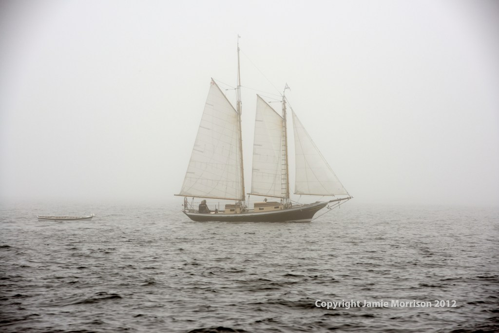 Sailing through the fog of time