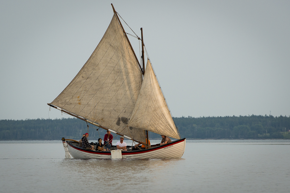 May - Longboat -