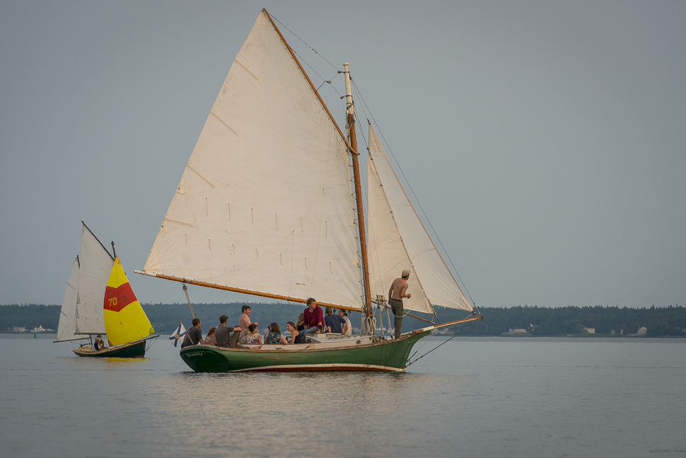 Wednesday Night Racing Lunenburg 2 -8123