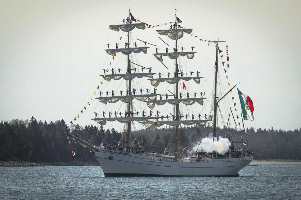 Mexican Tall Ship 2-8554