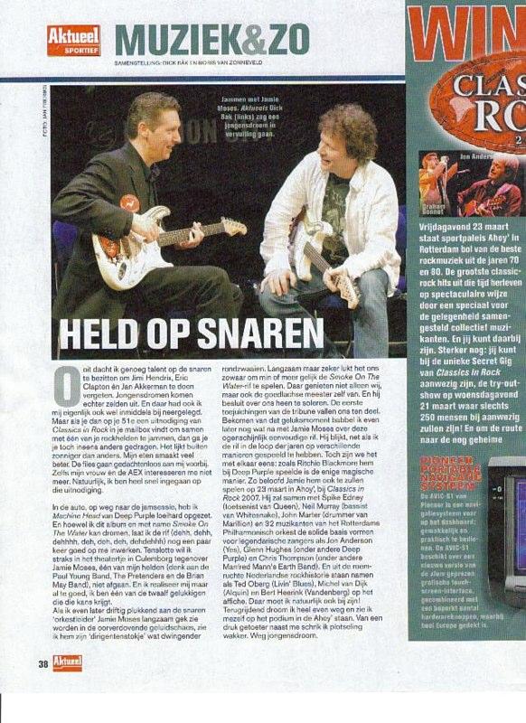 Actueel Magazine Mar 2007
