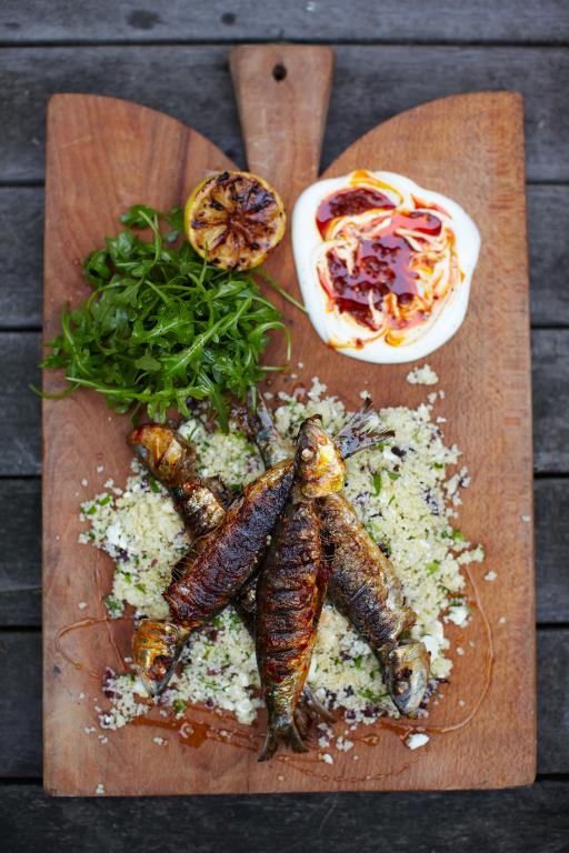 Portugal: four superb sardine recipes - Jamie Oliver