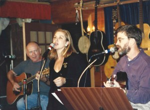 Michael, Jamie, Peter 1996