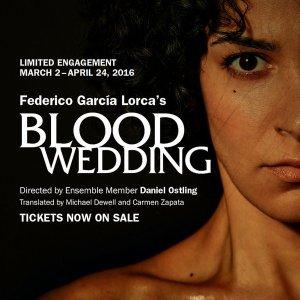 Blood Weddingposter