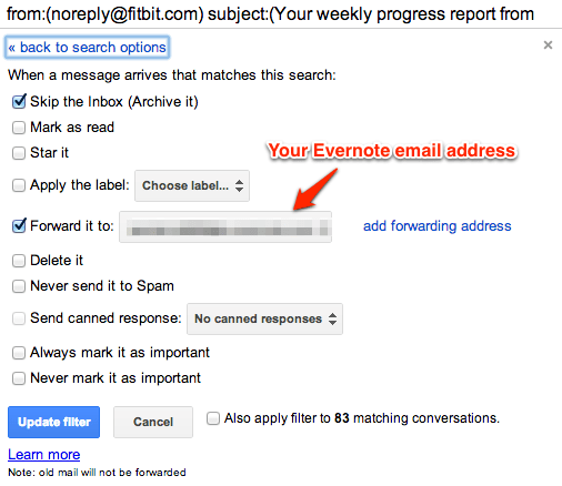 Gmail Step 2