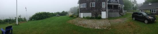Panorama Fog