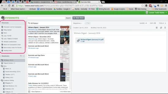 Shortcuts Chromebook