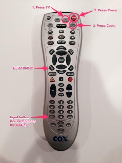 Cable Remote