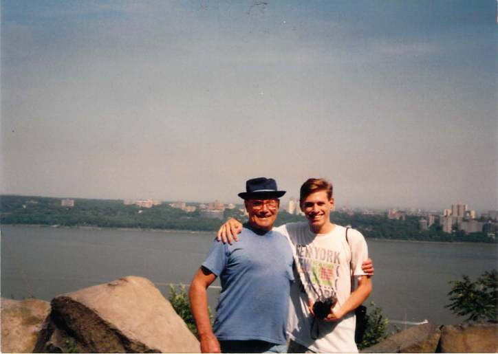 Grandpa and Me TBT