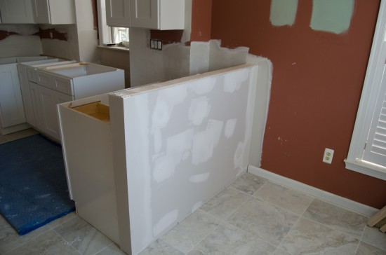 Kitchen Remodel East, Day 13