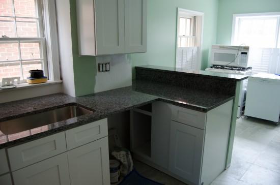 Kitchen Remodel Day 18, North 2