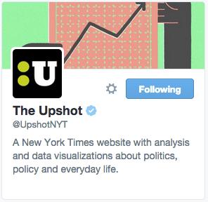 Upshot on Twitter