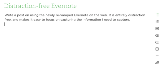 Evernote Format 1