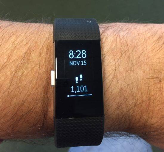 FitBit Charge 2 Front