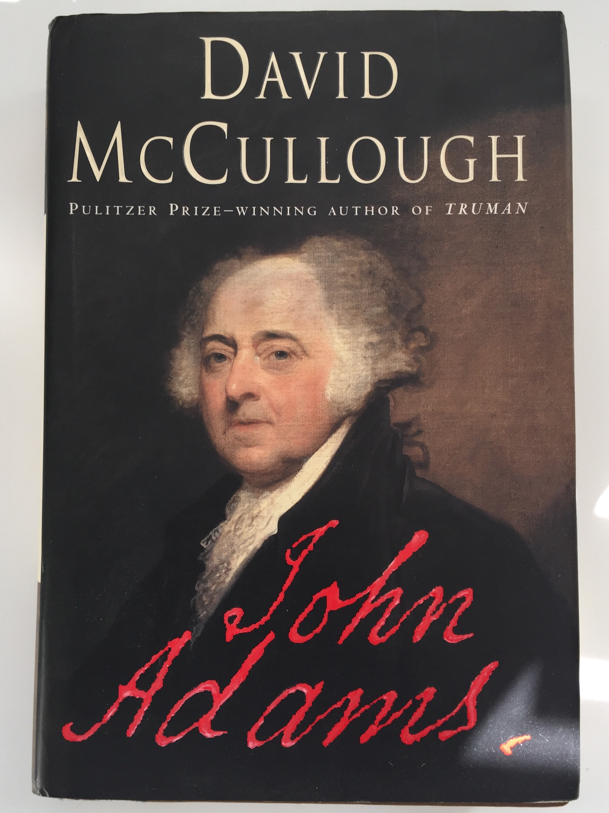 john adams by david mccullough thesis John adams 1765 dissertation thesis leslie pack history genealogy for john adams david mccullough essay on the canon and thomas jefferson essay writing your.