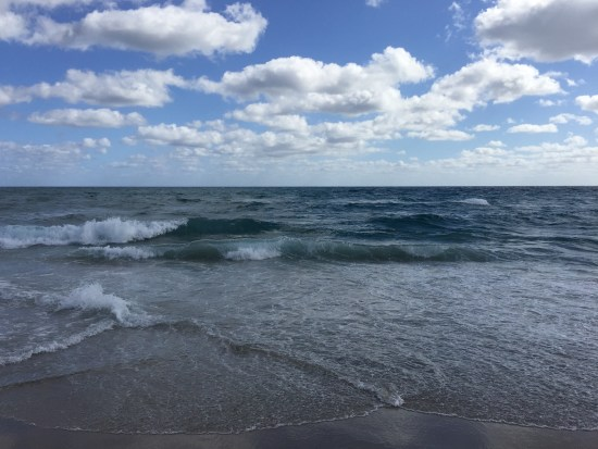 Edge of an Ocean