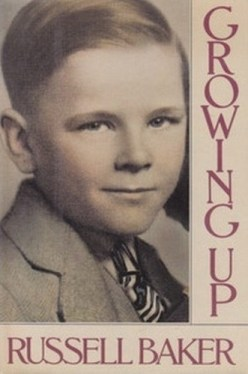 Cover for Growing Up