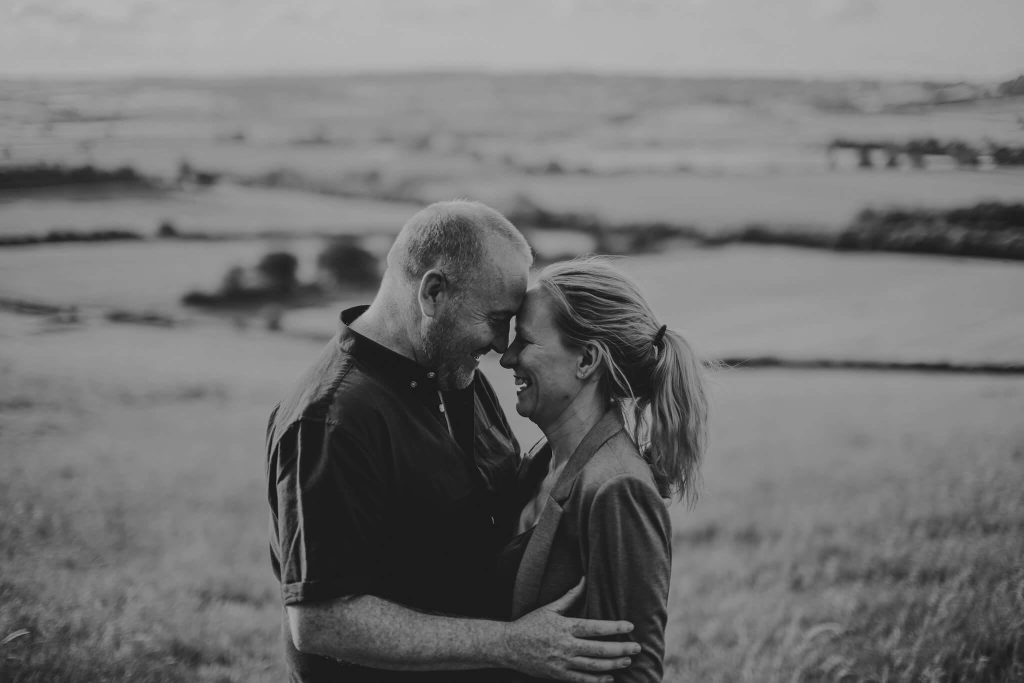 Creative Engagement Photographer Yorkshire