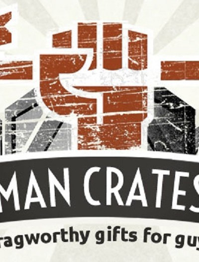 """My Old School """"Man Crate"""""""