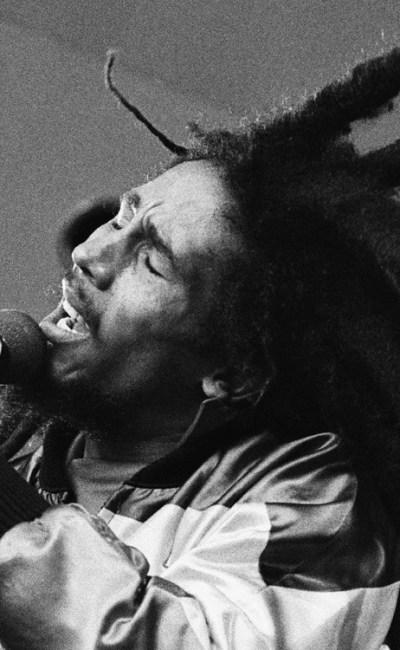 "Robert ""Bob"" Nesta Marley"