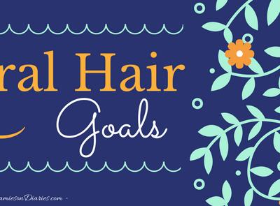 Natural Hair Goals