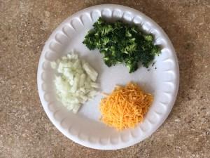 broccoli cheddar egg muffins