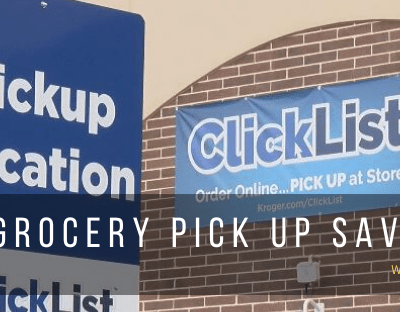 Grocery Pick Up Saves Me $
