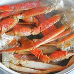 crab boil and garlic butter sauce